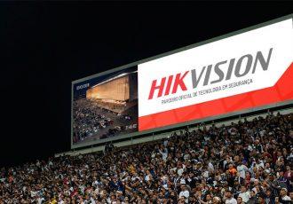 Hikvision announces partnership with Corinthians São Paulo (Photo courtesy: Hikvision)