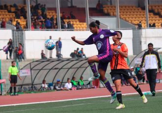 Indira Gandhi Academy register 2-1 win over India Rush SC (Photo courtesy: AIFF Media)
