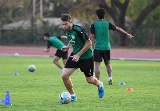 Bengaluru FC's Spanish defender Juanan González (Photo courtesy: Bengaluru FC)