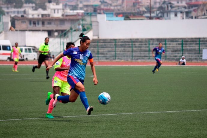 KRYHPSA decimate Sethu FC 5-0 in Indian Women's League (Photo courtesy: AIFF Media)