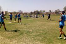 Minerva Punjab FC training session (Photo courtesy: I-League Media)