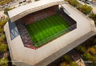 Phoenix Rising FC offers sneak peak of proposed MLS stadium (Photo courtesy: Phoenix Rising FC)