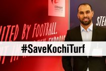 #SaveKochiTurf - Chris Punnakkattu Daniel ( Football Consultant, CPD Football)