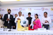 All India Football Federation (AIFF) becomes first Indian sports federation to launch mobile scouting app. (Photo courtesy: AIFF Media)