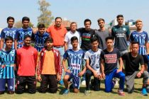 AIFF dignitaries visit Minerva Punjab FC Academy (Photo courtesy: AIFF Media)