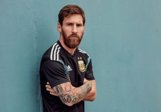 Argentina away jersey by adidas for the 2018 FIFA World Cup. (Photo courtesy: adidas)
