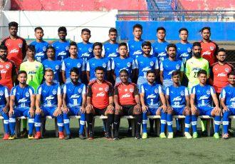 Bengaluru FC 'B' Squad (Photo courtesy: Bengaluru FC)