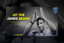 Kerala Blasters extend contract of manager David James until 2021 (Image courtesy: Kerala Blasters FC)