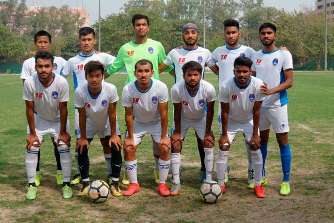 Delhi Dynamos Reserves Team