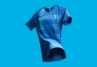 Bask in Greece's glorious Hellenic Blues (Photo courtesy: Nike)