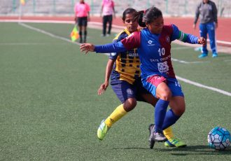 Eastern Sporting Union win a thriller in Hero IWL opener (Photo courtesy: AIFF Media)