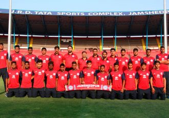 Jamshedpur FC Reserves Team (Photo courtesy: Tata Steel)