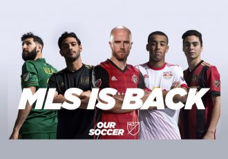 Stronger than ever yet still on the rise: Major League Soccer (MLS) kicks off 23rd Season this weekend (Photo courtesy: MLS)