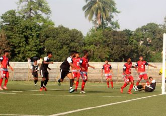 Mohammedan Sporting beat Jamshedpur FC in Second Division League opener (Photo courtesy: Mohammedan Sporting Club)