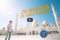 New York City FC take on Abu Dhabi in 24 hours with Etihad Airways (Photo courtesy: Etihad Airways Video)