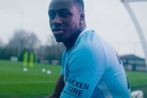Nexen Tire unveils new brand video in collaboration with Manchester City (Photo courtesy: Screenshot - Brand Video)
