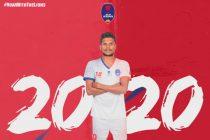 Romeo Fernandes extends stay with Delhi Dynamos (Image courtesy: Delhi Dynamos FC)