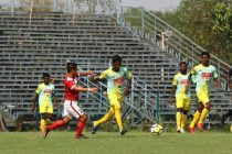 Kerala edge out Mizoram 1-0 in 2018 Santosh Trophy semis (Photo courtesy: AIFF Media)