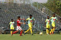 Kerala edge out Mizoram 1-0 in 2018 Santosh Trophy semis (Photo courtesy: AIFF Media)