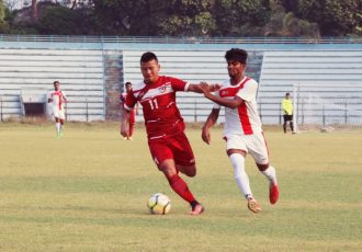 Mizoram rout hapless Odisha 5-0 in Santosh Trophy (Photo courtesy: AIFF Media)