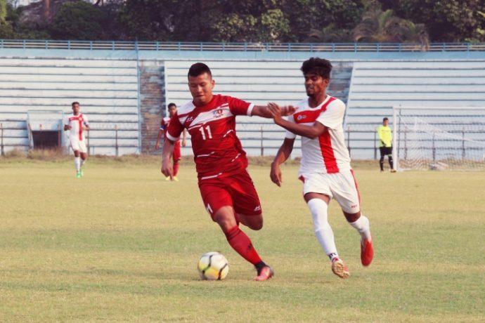 Mizoram rout hapless Odisha 5-0 in Santosh Trophy (Photo courtesy: AIFF Media)
