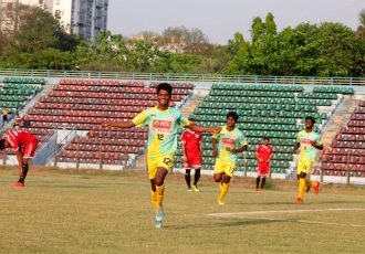 Kerala hammer Chandigarh 5-1 in Santosh Trophy opener (Photo courtesy: AIFF Media)
