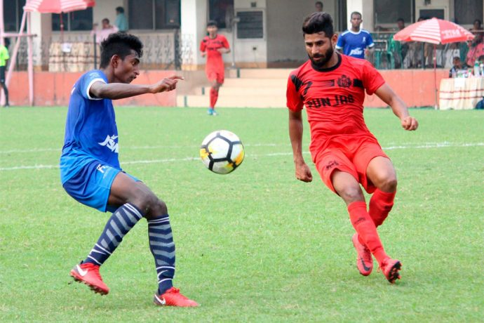 Punjab rally to beat Karnataka 2-1 in Santosh Trophy Group B (Photo courtesy: AIFF Media)