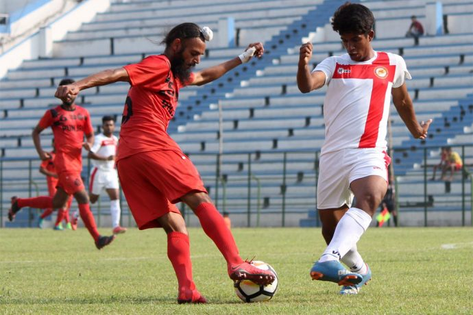 Punjab come from behind to beat Odisha in Santosh Trophy Group B opener (Photo courtesy: AIFF Media)