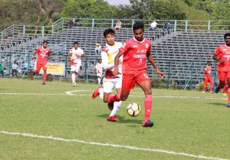 Kerala beat West Bengal 1-0 to top Santosh Trophy Group A (Photo courtesy: AIFF Media)