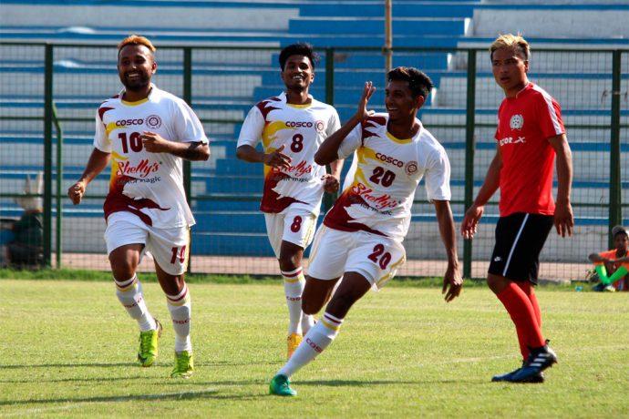 West Bengal blank Manipur 3-0 to begin their Santosh Trophy defense (Photo courtesy: AIFF Media)
