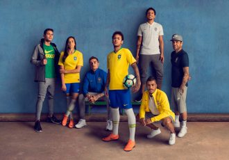 Say Yellow to Brasil's vibrant new collection (Photo courtesy: Nike)
