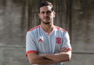 Spain away jersey by adidas for the 2018 FIFA World Cup. (Photo courtesy: adidas)