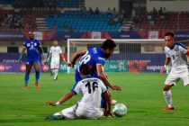 Mumbai City see off valiant Indian Arrows to qualify for Super Cup main draw (Photo courtesy: AIFF Media)