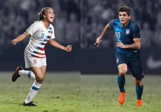 U.S. Soccer's new generation prepares for launch (Photo courtesy: Nike)