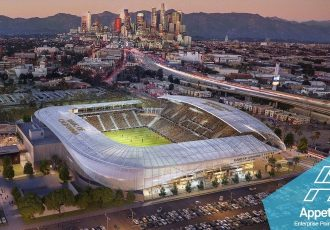 Los Angeles FC selects Appetize to innovate Food & Beverage Sales at brand new Banc Of California Stadium (Photo courtesy: Appetize)