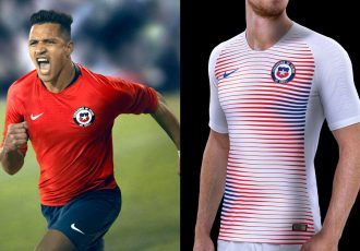 Four key design details in Chile's new football collection (Photo courtesy: Nike)