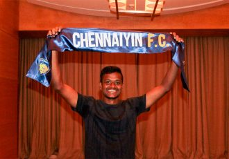 Chennaiyin FC sign Tamil Nadu youngster Sinivasan Pandiyan (Photo courtesy: Chennaiyin FC)
