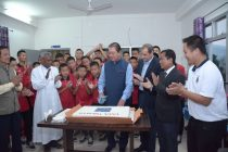 Tata Trusts launches Centre of Excellence for Football in Aizawl