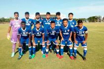 Chennaiyin FC 'B' team (Photo courtesy: Chennaiyin FC)