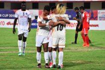 East Bengal score injury-time winner over Aizawl FC (Photo courtesy: AIFF Media)
