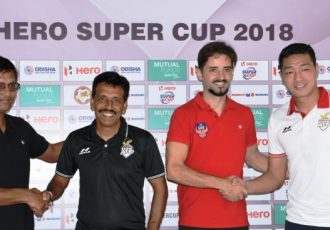 "FC Goa are confident to ""put up a good show"" against ATK in Hero Super Cup (Photo courtesy: AIFF Media)"