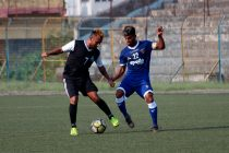 Mohammedan Sporting Club stun by Chennaiyin FC 'B'. (Photo courtesy: Mohammedan Sporting Club)