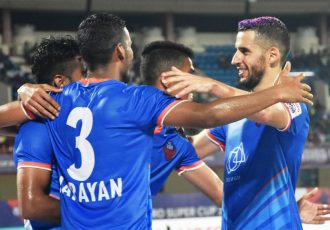 FC Goa defeat ATK to move ahead in Hero Super Cup (Photo courtesy: AIFF Media)