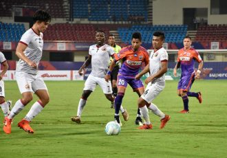 Shillong Lajong FC come back from a two-goal deficit to beat FC Pune City (Photo courtesy: Shillong Lajong FC)