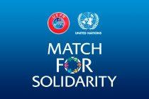 UEFA-UN Match for Solidarity