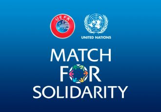 UEFA-UN Match for Solidarity