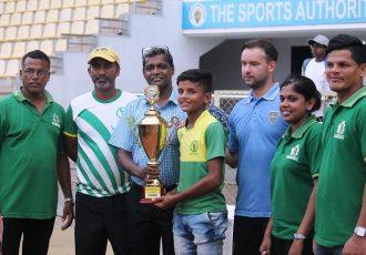 3rd Boca Juniors GFDC Summer Football League 2018 held in Goa (Photo courtesy: GFDC)