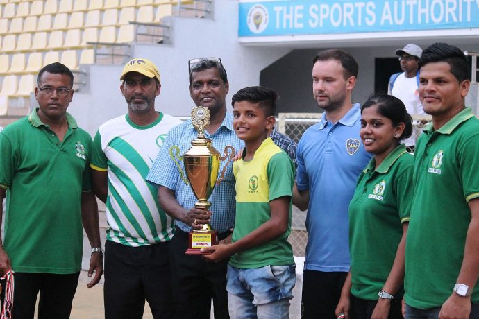 3rd Boca Juniors GFDC Summer Football League 2018 held in Goa (Photo courtesy: GFDC)