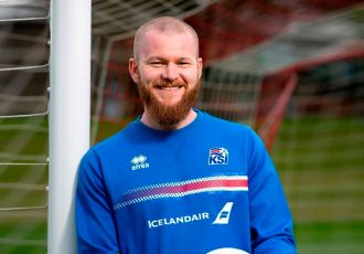 Icelandair launches Team Iceland Stopover, a series of 90-minute football inspired experiences created by Iceland captain Aron Gunnarsson and his team (PRNewsfoto/Icelandair)
