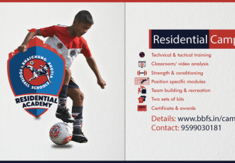Bhaichung Bhutia Football Schools to conduct their first BBFS Residential Summer Camps